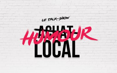 HUMOUR LOCAL, un nouveau talk-show web animé par Stéphane Fallu et son acolyte Alexandre Bisaillon!